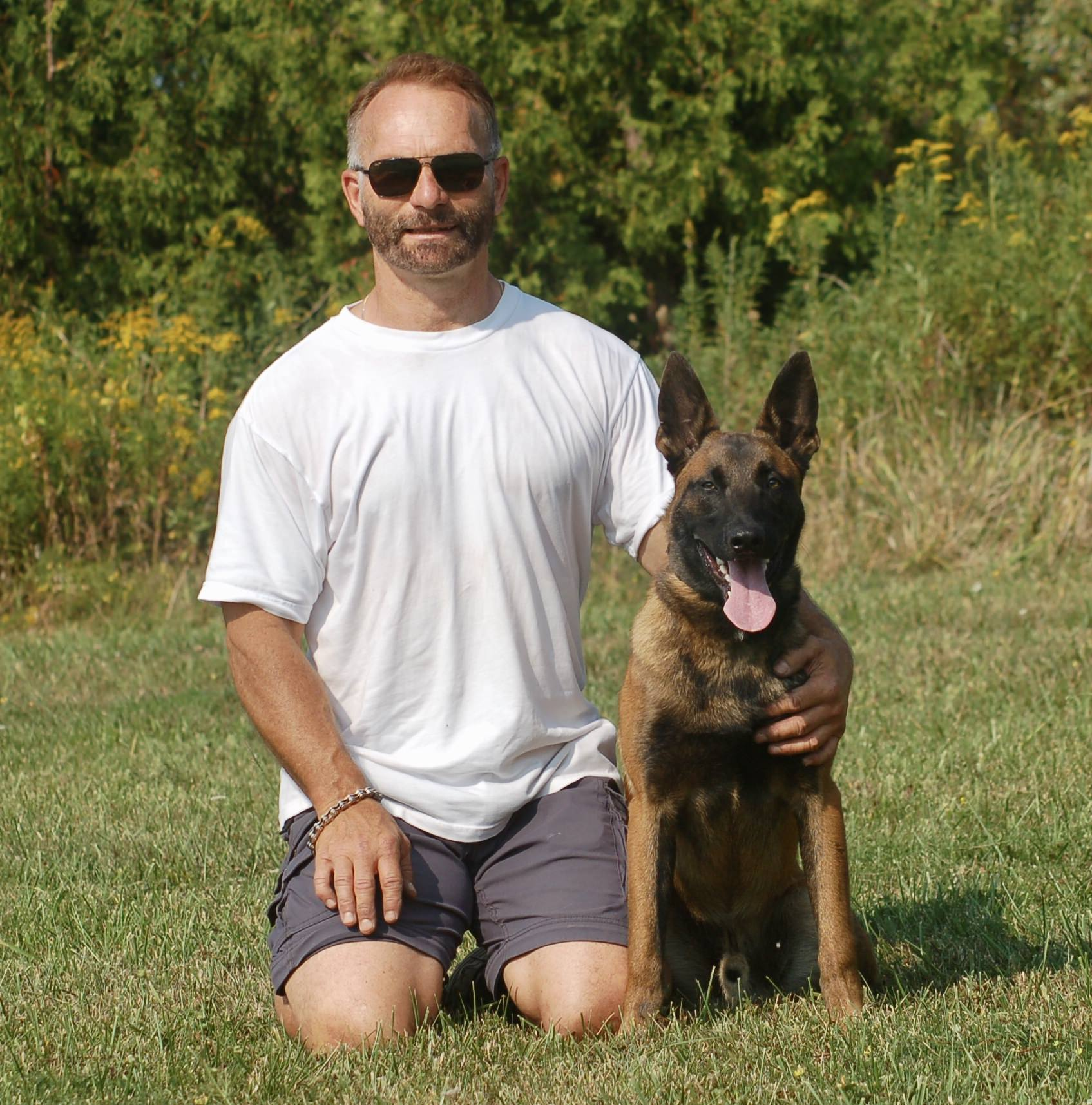 CCK9 Protection Dogs Owner